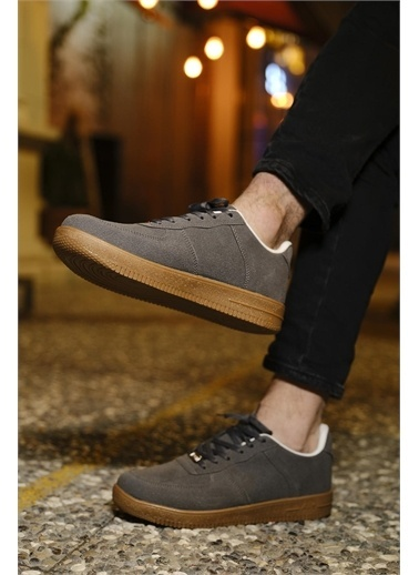 Oksit Lopez Air Unisex Sneaker  Füme